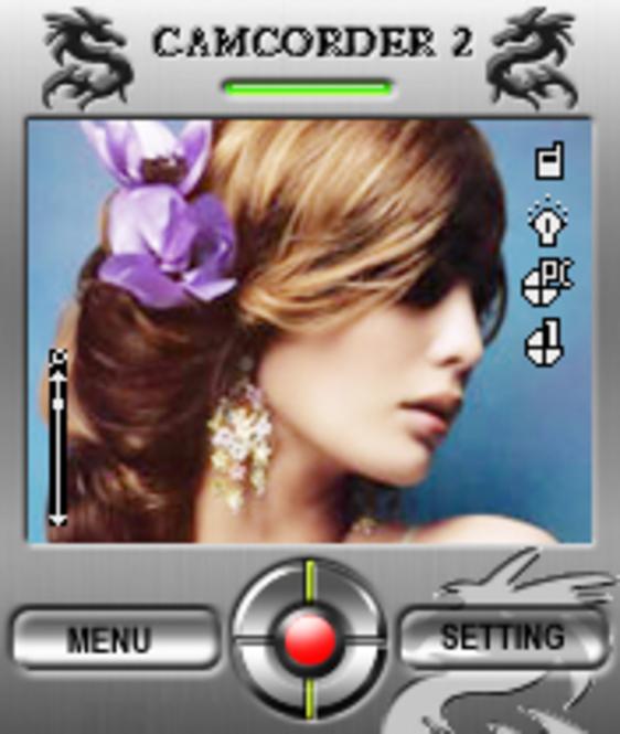 ETI Camcorder Pro Screenshot
