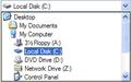 ShComboBox ActiveX Control 1
