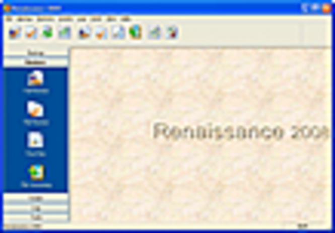 Renaissance TM 2008 Screenshot