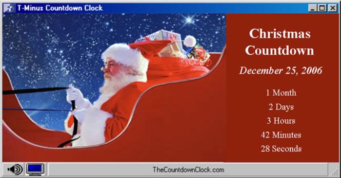 T-Minus Christmas-Kids Countdown Screenshot 1