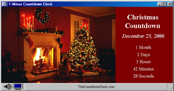 T-Minus Christmas Countdown Screenshot