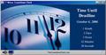 T-Minus Deadline Countdown 1