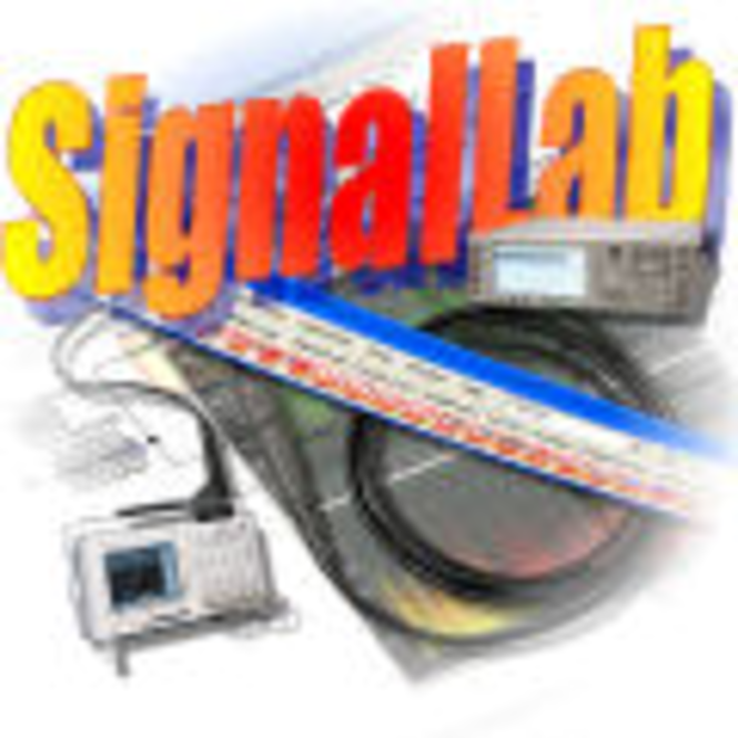 SignalLab Visual C++ + Source code - Single License Screenshot