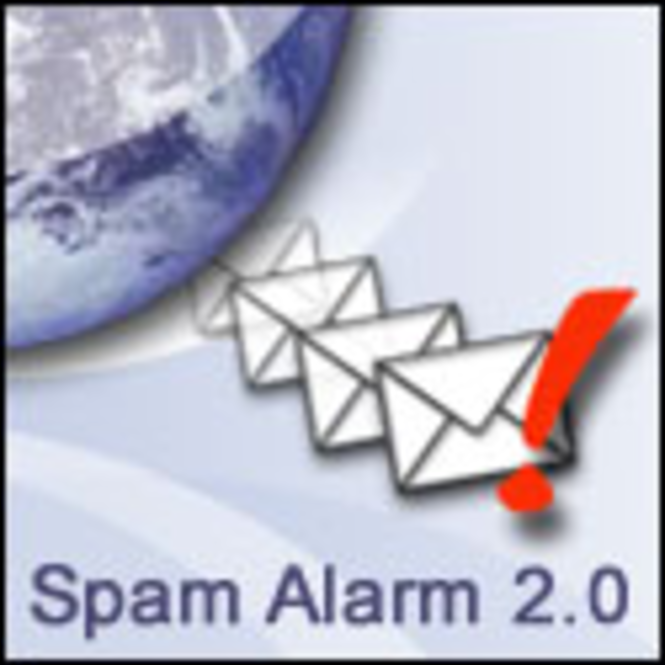 Spam Alarm for POP3 Screenshot