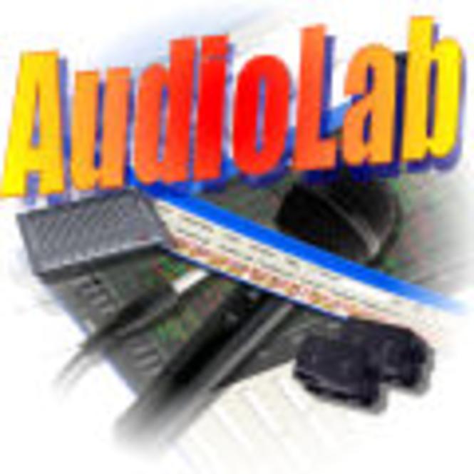 AudioLab Visual C++ - Single License Screenshot