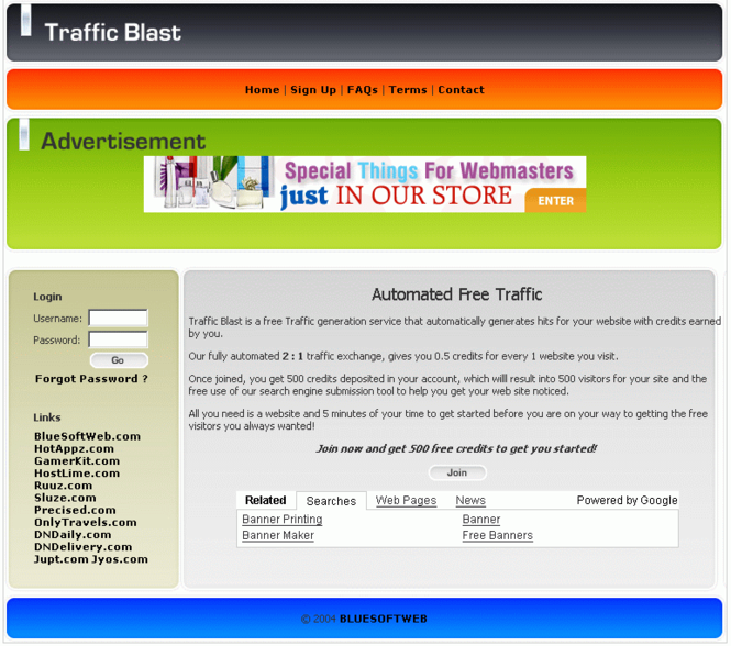 Traffic Blast Screenshot 1