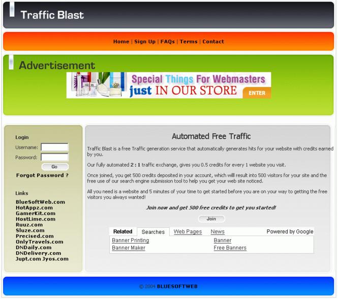 Traffic Blast Screenshot
