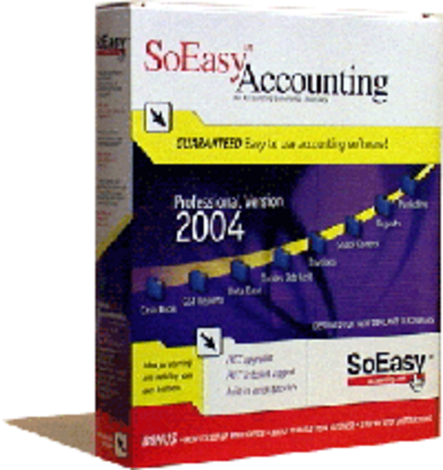 SoEasyAccounting Professional Screenshot