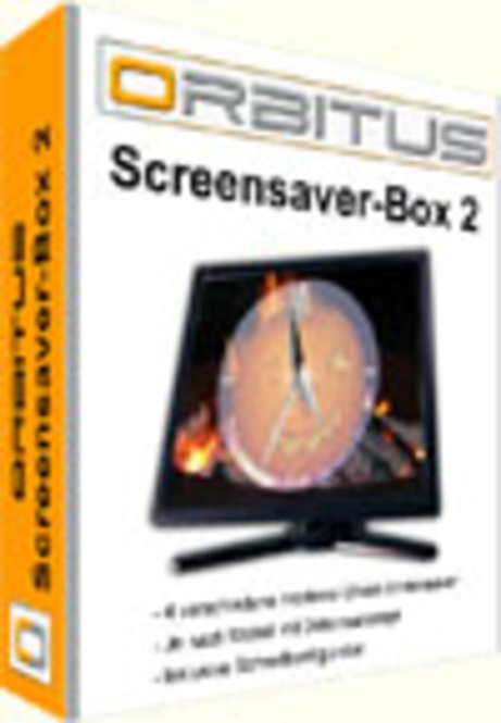ORBITUS Screensaver-Box 2 Screenshot