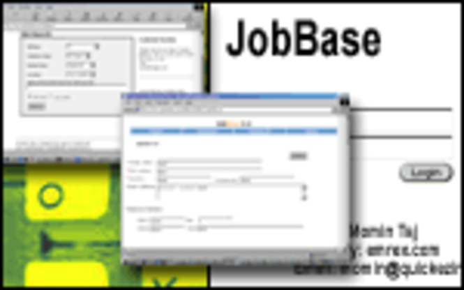 JobBase Standard SQL Screenshot 1
