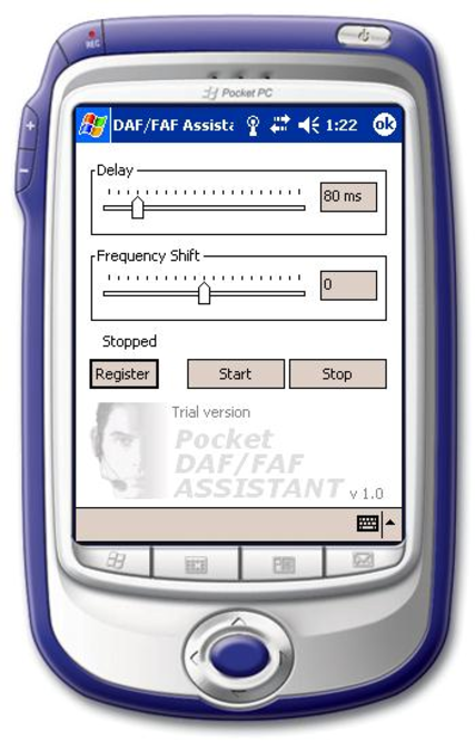 Pocket DAF/FAF Assistant Screenshot