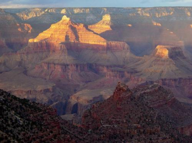 Grand Canyon Screensaver Screenshot