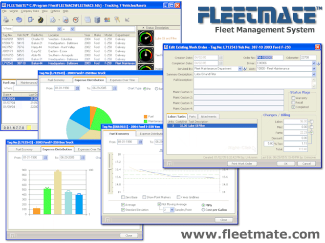 FLEETMATE Screenshot