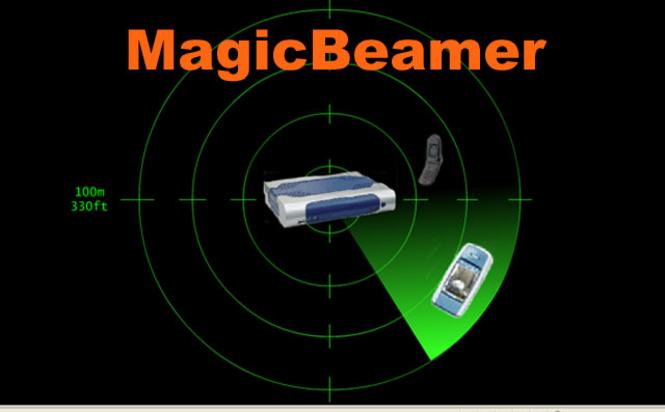 MagicBeamer Screenshot