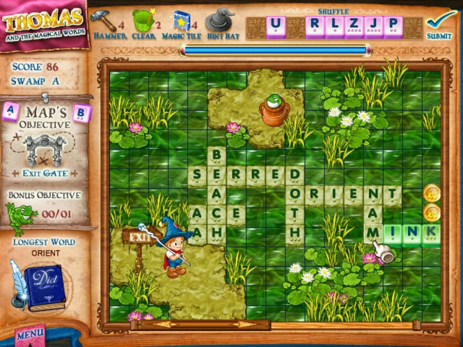Thomas and the Magical Words Screenshot