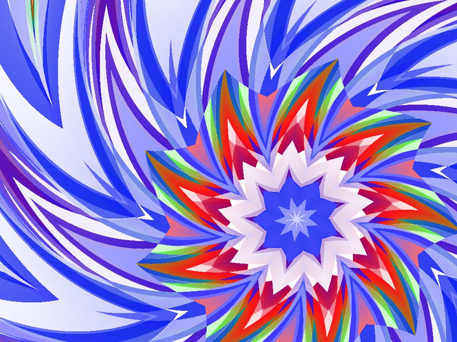 """Polycolor Screensaver 1"" Screenshot"