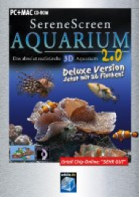 Aquarium 2.0 Mac (english) Screenshot