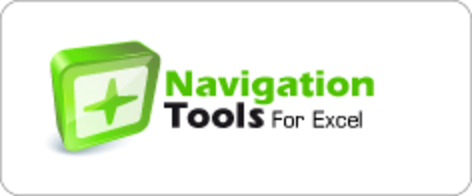 Navigation Tools for Excel Screenshot