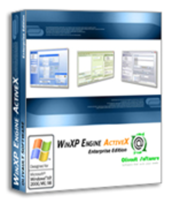 WinXP Engine ActiveX - Enterprise Edition (Unlimited License) Screenshot 1