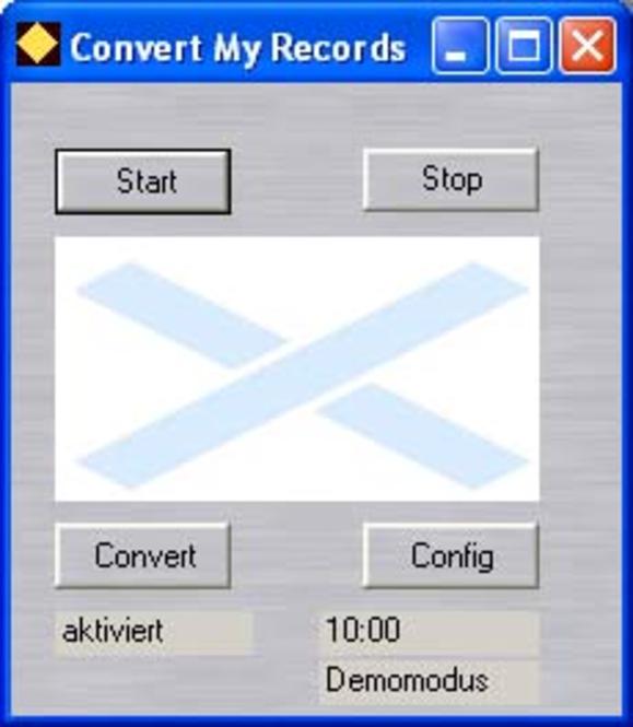 Convert My Records Screenshot 1