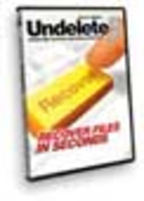 Undelete 5 Desktop Client Edition 10 licenses (Francais) Screenshot 1