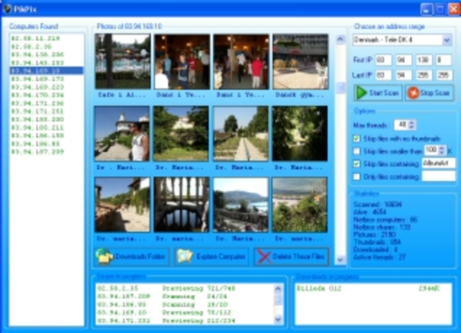 PikPix Screenshot 1