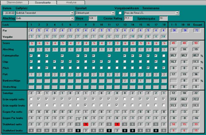 LCL Score it! Screenshot