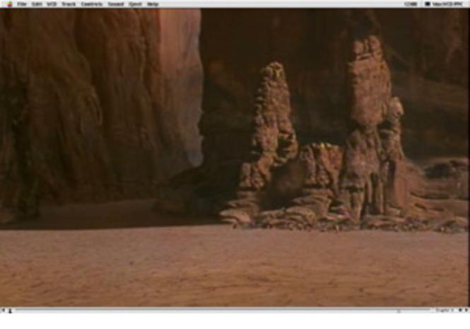 MacVCD Screenshot 1