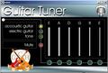 Mac classic Guitar tuner 1