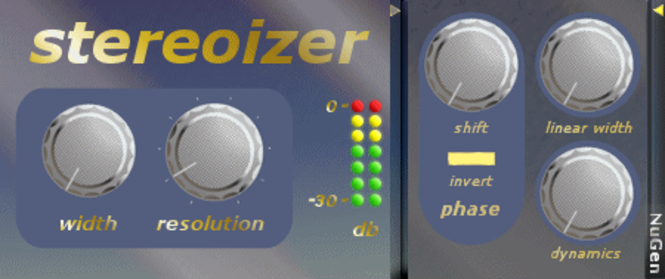 Stereoizer Screenshot