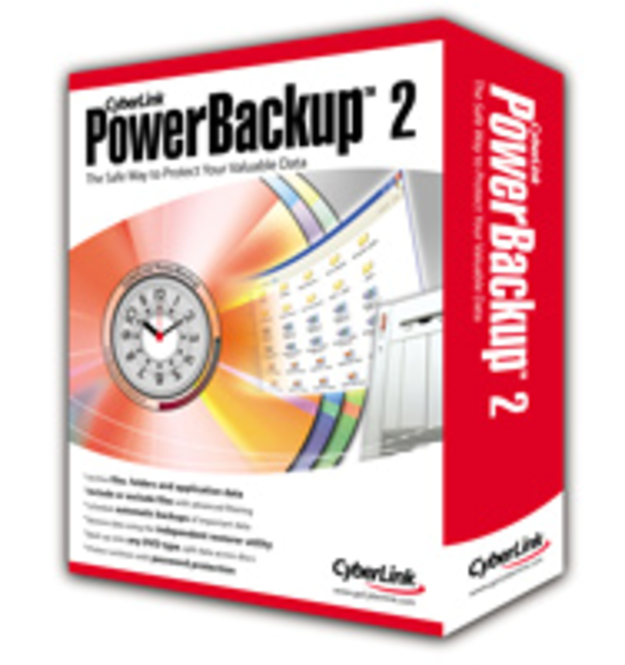 PowerBackup 2 Screenshot 1