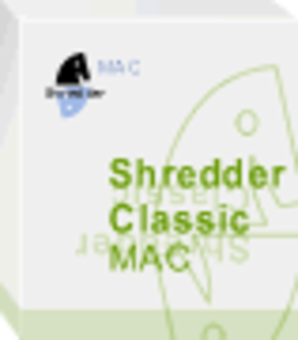 Shredder Classic Mac Screenshot