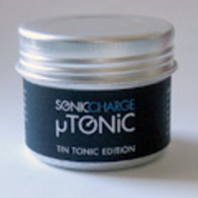 Sonic Charge MicroTonic, Tin Tonic Edition Screenshot 1
