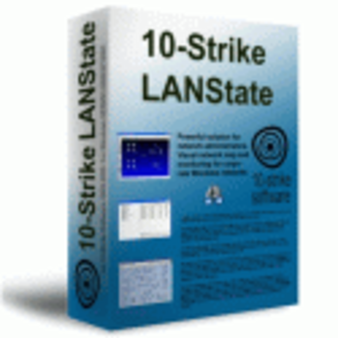 10-Strike LANState Personal Screenshot