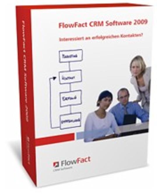 FlowFact Easy-30 Tage unverbindlich testen mit Geld-zurück-Garantie Screenshot