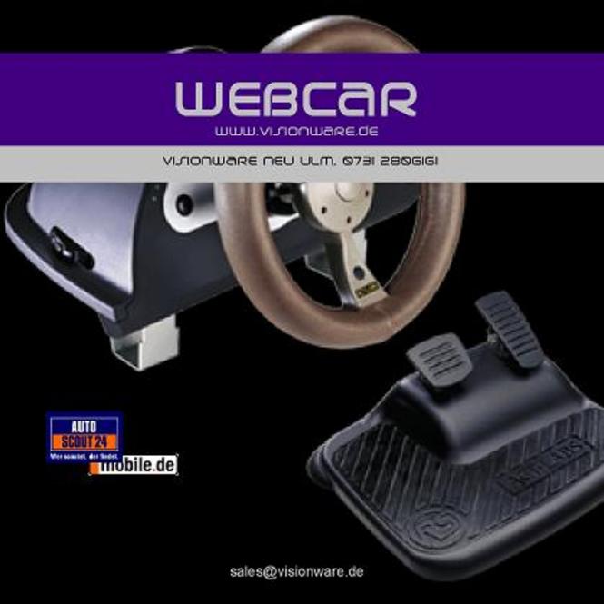 Webcar Screenshot