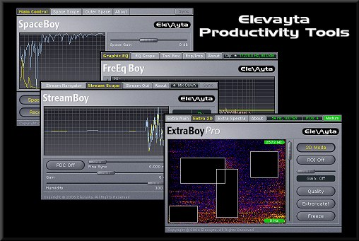 """Elevayta Productivity Tools Bundle"" VST plug-ins Screenshot 1"