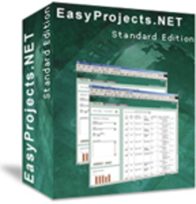 Easy Projects .NET 50-user license Screenshot