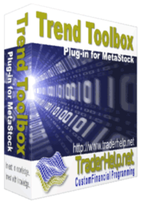 Trend Toolbox plug-in for MetaStock Screenshot