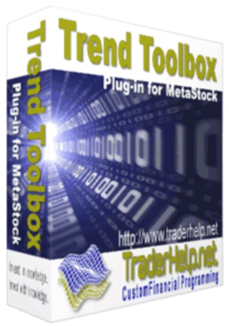 Trend Toolbox plug-in for MetaStock Screenshot