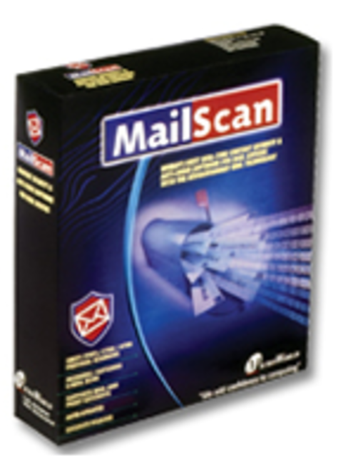 MailScan for Mailtraq Screenshot