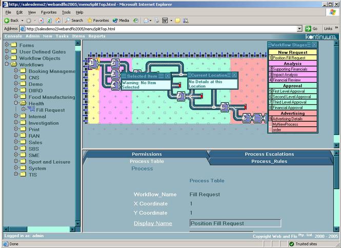 Kontinuum 2006 Screenshot