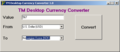 TM Desktop Currency Converter 2