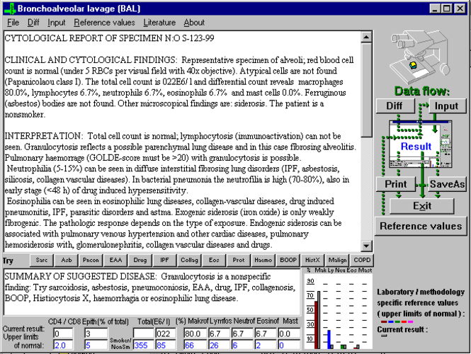 BAL2000 Screenshot 1