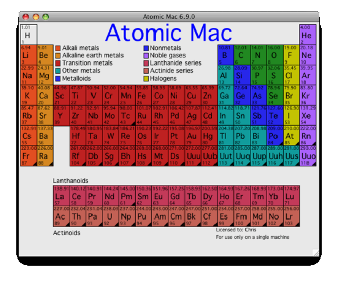 Atomic PC Screenshot