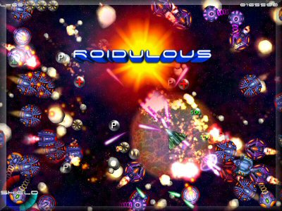 Roidulous Screenshot