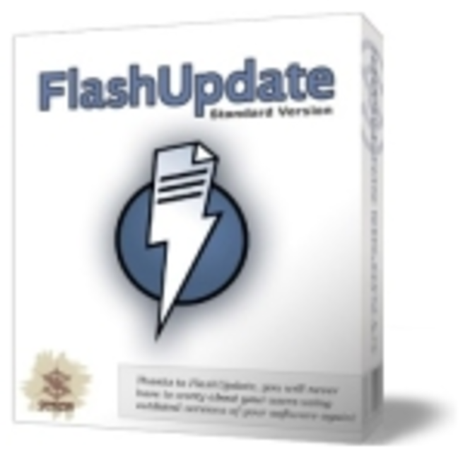 FlashUpdate Commercial License Screenshot