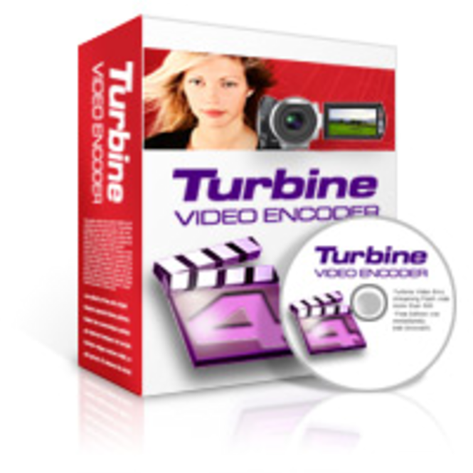 Turbine Video Encoder 4 - Education License Screenshot