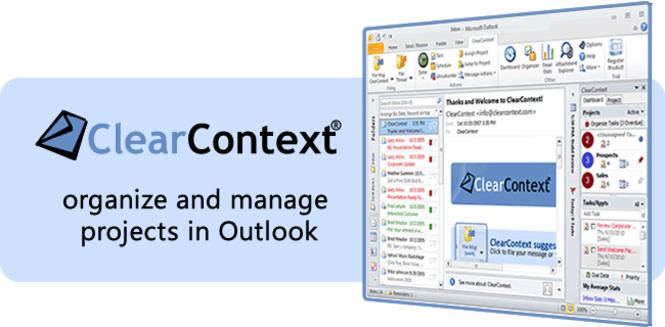 ClearContext Professional Screenshot 1