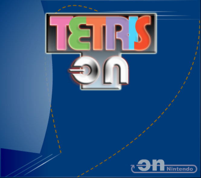 Tetris ON Screenshot